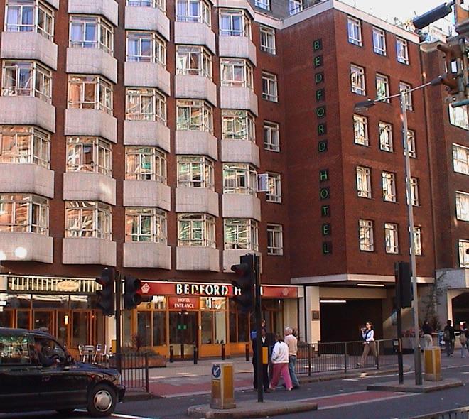 Bedford Corner Hotel London