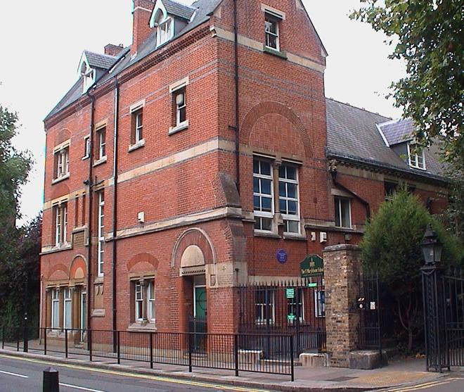 Resultado de imagen de st. marylebone school london