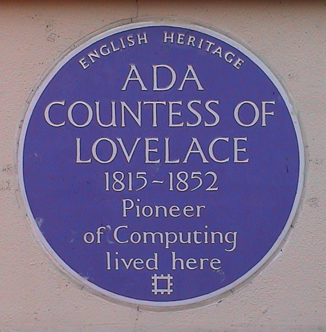 Ada Lovelace : London Remembers, Aiming to capture all memorials in London