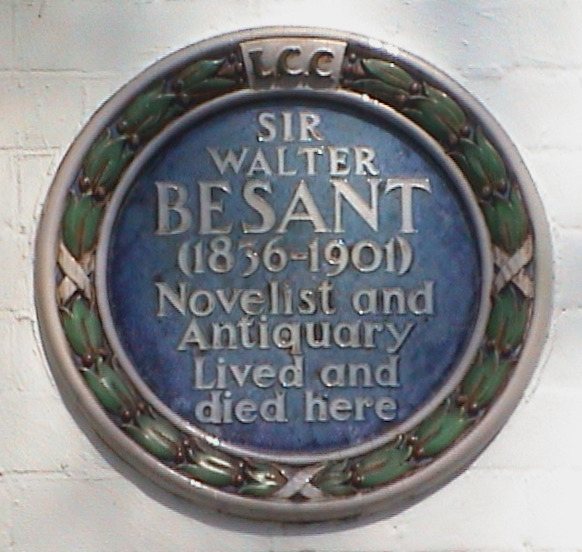 sir walter besant