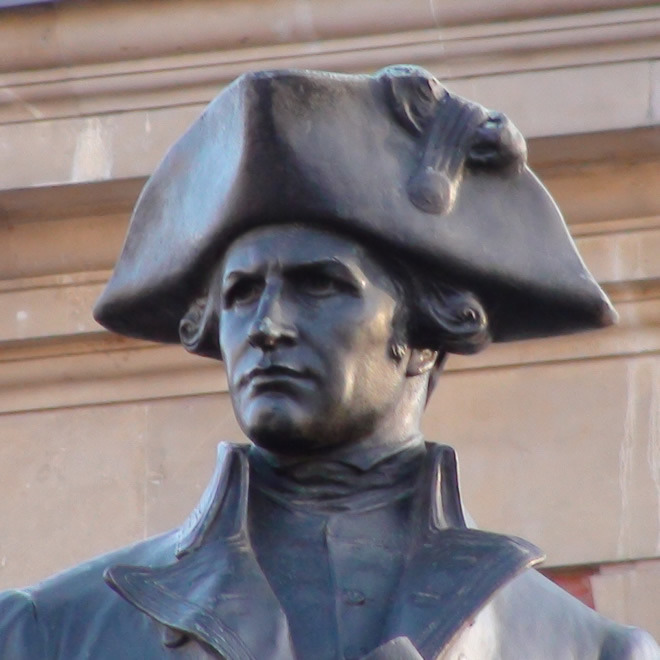 Captain james cook statue london remembers aiming to capture captain james cook statue sciox Images