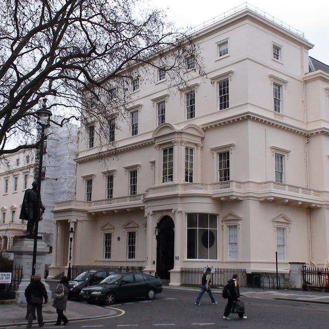 Gladstone london remembers aiming to capture all for 18 carlton house terrace