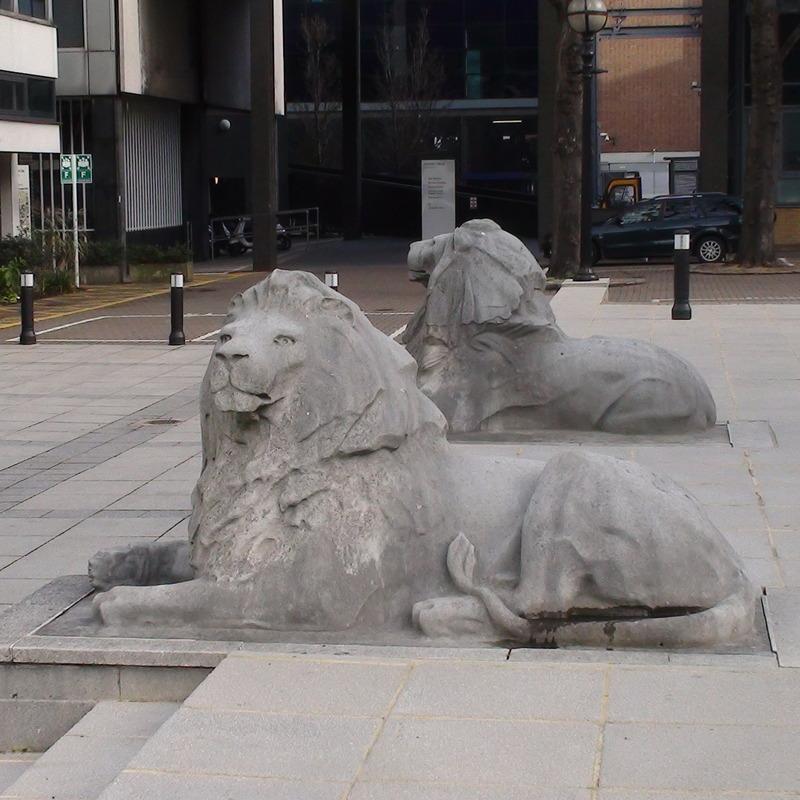 Imperial Institute Lions ...