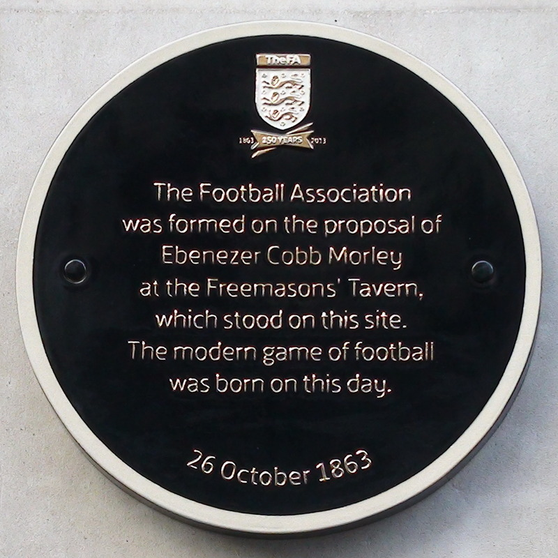 Football Association : London Remembers, Aiming to capture all