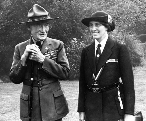 Olave Baden-Powell : London Remembers, Aiming to capture all memorials in London