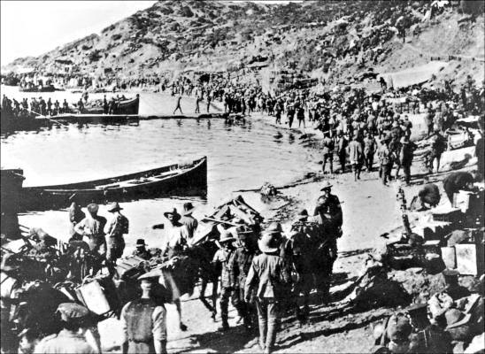 Anzac Cove landing : London Remembers, Aiming to capture all