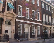 R. B. Sheridan - Savile Row