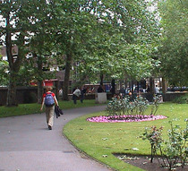 Paddington Street Gardens