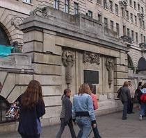 Baker Street Station & first underground railway
