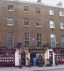 221b Sherlock Holmes