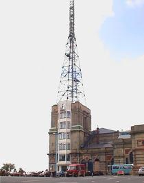 BBC Tower & German PoWs