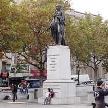 Sir Charles Napier statue