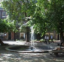 Marcus Grantham Fountain