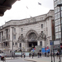 Waterloo Station Victory Arch & plaques