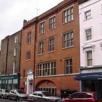 Parish Hall, St Mary's Bryanston Square