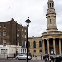 Marylebone precinct