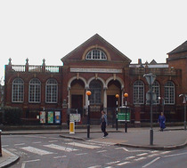 Highgate Branch Library