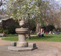 Emily Orbell's fountain (A)