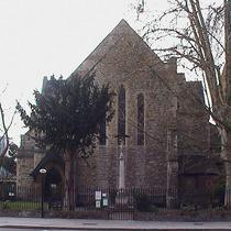 St Silas cross
