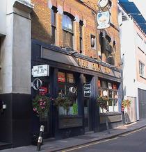 One Tun pub - Saffron Hill