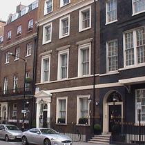 Disraeli - Curzon Street