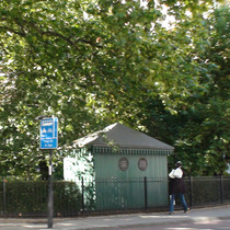 Lord's cricket ground - Dorset Square
