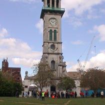 Copenhagen Park Clocktower