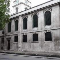 St Clement Danes memorials