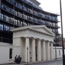 Unitarian Chapel - Stamford St.