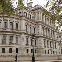 Foreign and Commonwealth Office - St James's Park side