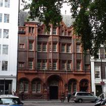 French Protestant Church - Soho Square