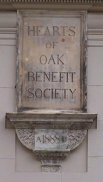 Hearts of Oak Benefit Society - W1