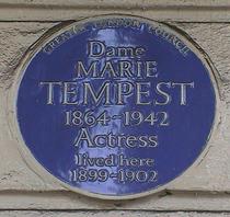 Marie Tempest