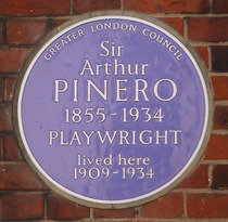 Sir Arthur Pinero
