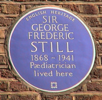 Sir George Still