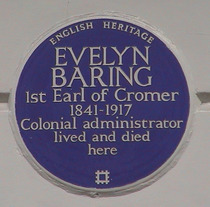 Evelyn Baring