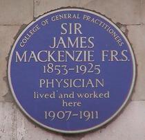 Sir James MacKenzie