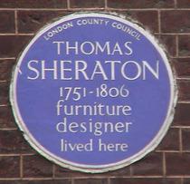Thomas Sheraton