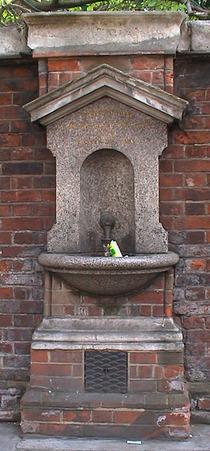 Lyttelton Fountain