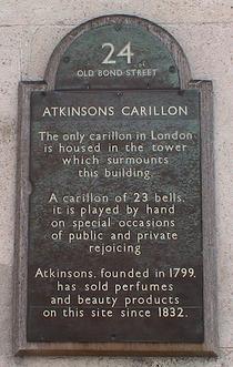 Atkinsons Carillon