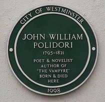 Dr John William Polidori