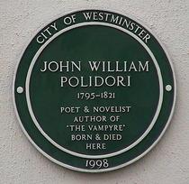 Dr John William Polidori