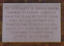 Russell family v. University of London