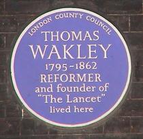 Thomas Wakley