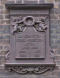 Sir Johnston Forbes-Robertson