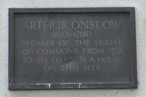 Arthur Onslow