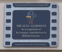 Sir Alec Guinness - WC2