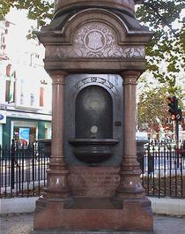 Queen Victoria's Diamond Jubilee fountain - WC2