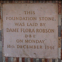 Dame Flora Robson