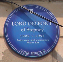 Lord Delfont